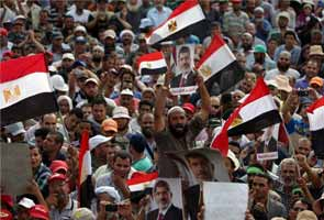 Egypt condemns Iran's 'interference' after army ousts Mohamed Morsi