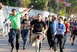 Egypt clashes leave another six dead: medics
