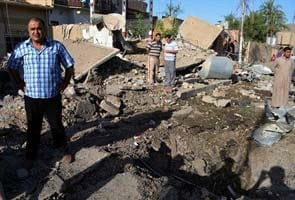 Baghdad car bombings kill at least 30 people