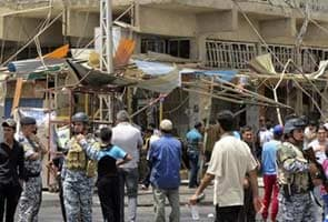 Bomb attacks on Sunni mosques in Iraq kill 23