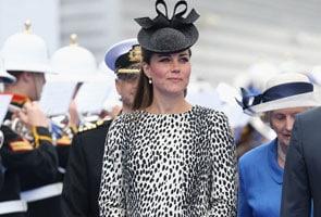 Kate Middleton: style icon, royal mommy