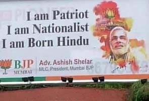 Narendra Modi's 'Hindu nationalist' posters should be banned, says Samajwadi Party