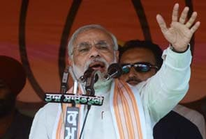 Narendra Modi defends himself on the 2002 Gujarat riots