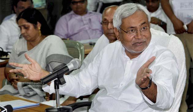 Mind your language: Nitish Kumar on Narendra Modi's 'burqa of secularism' jibe