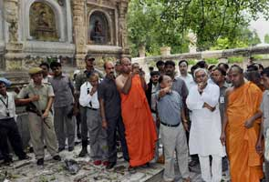 Nitish Kumar condemns Bodhgaya blasts, seeks central security for temple