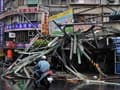Typhoon Soulik hits Taiwan; one killed, 31 injured