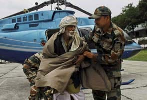 Uttarakhand: Hundreds of villages still cut-off, government to ask for all-weather choppers