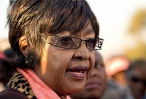 Nelson Mandela's illness revives ex-wife Winnie's fading star