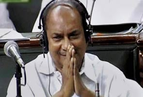 Pakistan Army involved in attack on Indian soldiers, says Defence Minister AK Antony in Parliament