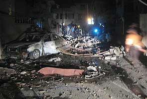 Suicide bombing in park, attacks kill 36 in Iraq