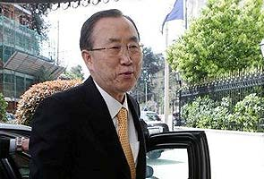 United Nations chief urges legal drone use in Pakistan visit