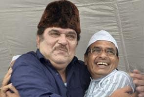 Shivraj Singh Chouhan's Eid gesture was 'cheap', says Uma Bharti