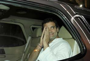 Land Acquisition Bill passed in Lok Sabha, Rahul Gandhi says he is 'quite happy'