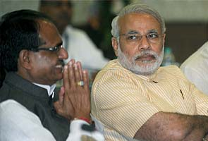Now Shivraj Singh Chouhan says Narendra Modi can only be compared to Sardar Patel
