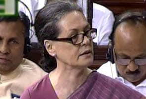 Food Security scheme is India's chance to make history, says Sonia Gandhi in rare speech