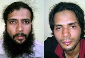 The man who was arrested with Yasin Bhatkal