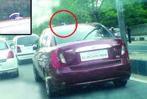 Misuse Of Beacons On Cars Menace To Society Says Supreme Court