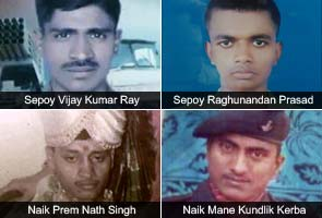 India salutes 5 martyrs, a Bihar village mourns its son