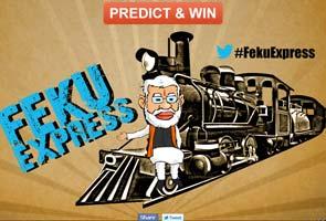 Congress supporters' latest salvo against Narendra Modi: Fekuexpress.com