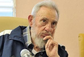 Fidel Castro's role in Cuba is chiefly offstage as he turns 87 today