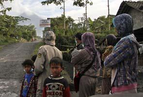 Five dead in Indonesian volcanic eruption