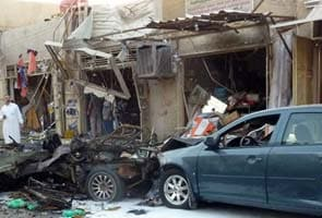 Car bombs, serial blasts kill 55, wound over 200 in Iraq