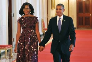 US is ready for female president: Michelle Obama