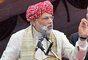 Independence Day slugfest: Modi 'a frog, a national embarrassment,' says Congress