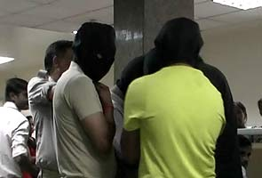 Noida: woman gang-raped and robbed, two constables among four arrested