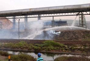 Death toll in Visakhapatnam oil refinery fire rises to nine