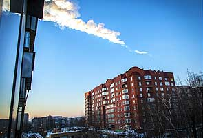 Meteor that hit Russia may have had close shave with Sun