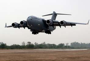 Indian Air Force to induct its biggest transport aircraft on Monday