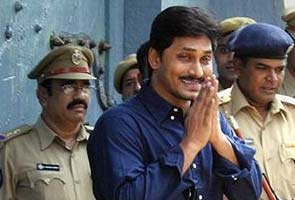 Jagan Mohan Reddy gets bail but can't leave Hyderabad