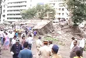 13 killed after five-storey building collapses in Mumbai, several feared trapped