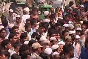 Allowing Muzaffarnagar maha-panchayat was 'failed decision', admit cops