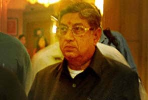 Jagan Mohan Reddy case: N Srinivasan named in new chargesheet