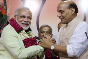 Narendra Modi: Promise to do my best to ensure BJP victory in 2014