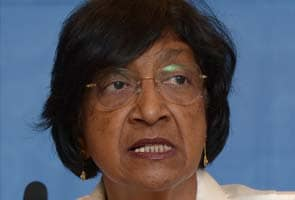 Sri Lanka accuses United Nations rights chief of 'transgressing mandate'