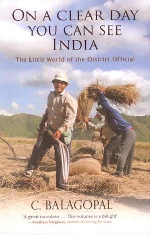 Book review: On a clear day you can see India
