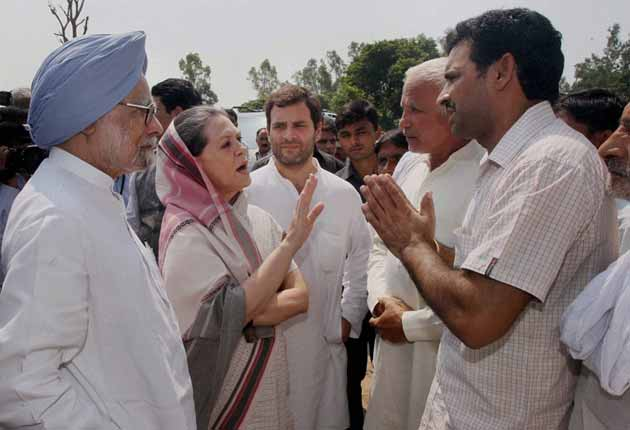 Muzaffarnagar violence: Security for VIPs, but none for us, say villagers to Gandhis