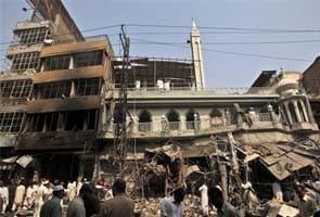 36 killed, over 70 injured in Peshawar car bomb blast