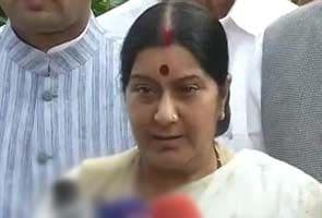 I am still opposed to Sonia Gandhi becoming Prime Minister: Sushma Swaraj