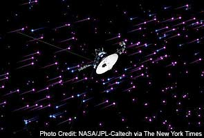Voyager has left the solar system, NASA confirms