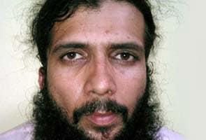 Indian Mujahideen co-founder Yasin Bhatkal's NIA custody extended till September 22