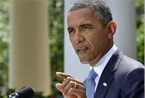 Syria hails 'historic American retreat' as Obama hesitates