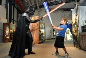 Wars-like lightsaber in the making? Scientists accidentally create ...
