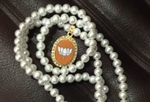 Narendra Modi, Nitin Gadkari and the hullabaloo over a necklace