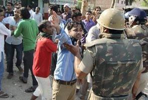 Nine people killed in violence in Muzaffarnagar