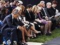 At Navy Yard service, Obama rails against 'routine' of gun violence