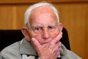 Germany tries 92-year-old Siert Bruins for Nazi war crime